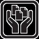 Checksum Folders Icon 128px